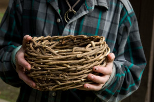 english_ivy_twined_basket