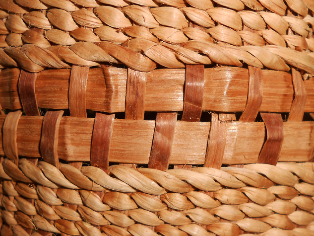 How To Weave A Cedar Basket : Cedar bark weaving classes in portland or rewild